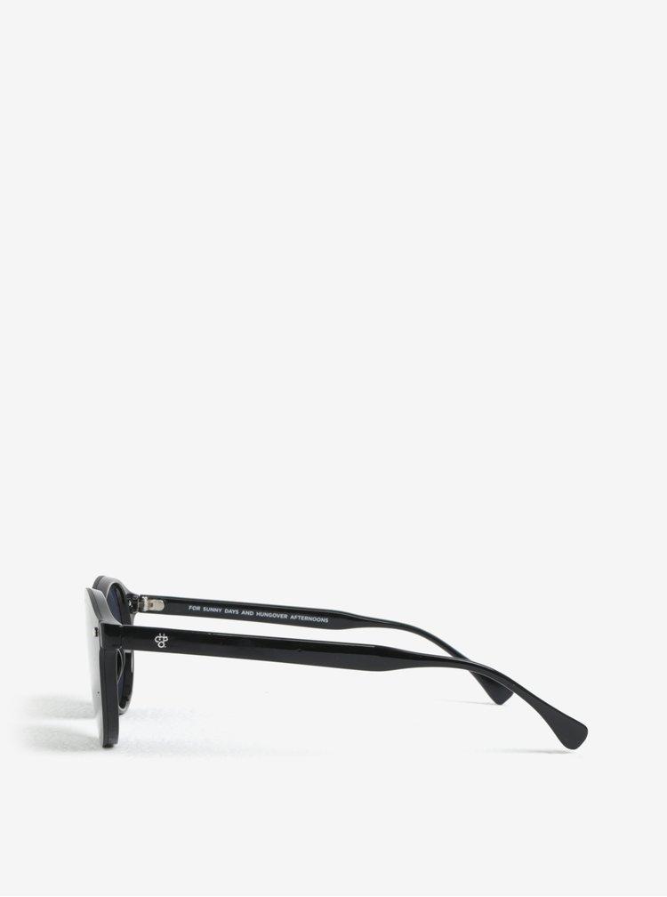 Černé dámské sluneční brýle CHPO Mcfly