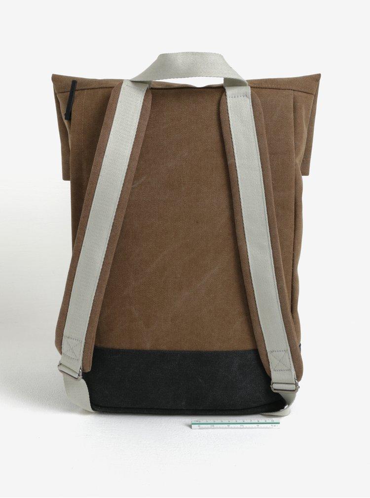 Hnedý vodovzdorný batoh Ucon Karlo 20l