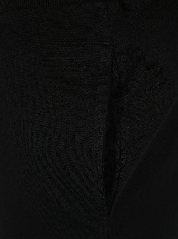 Černé teplákové kraťasy ONLY & SONS Grigori