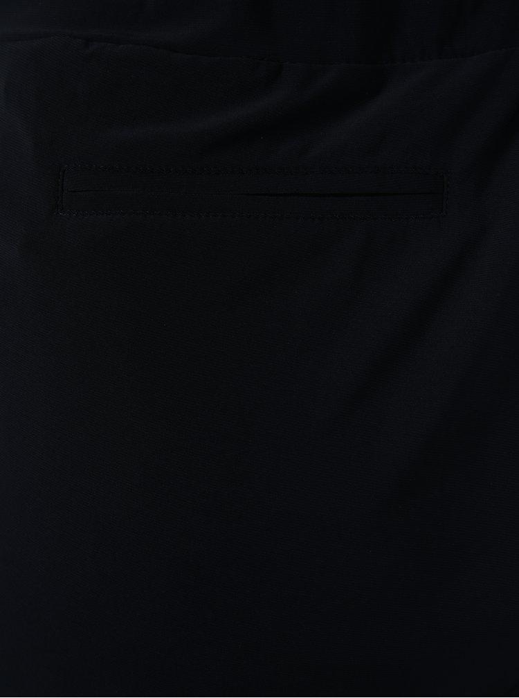 Tmavě modré volné kalhoty Yest