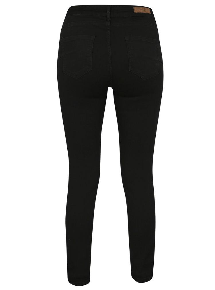 Černé skinny džíny Yest