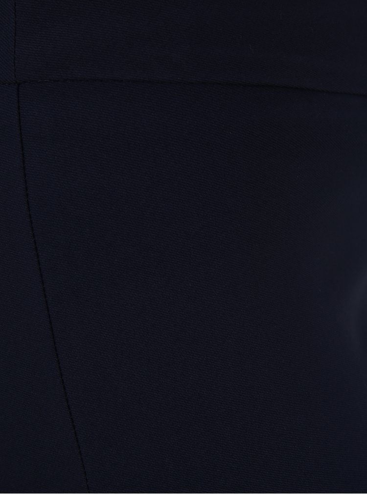 Tmavě modré regular kraťasy Yest