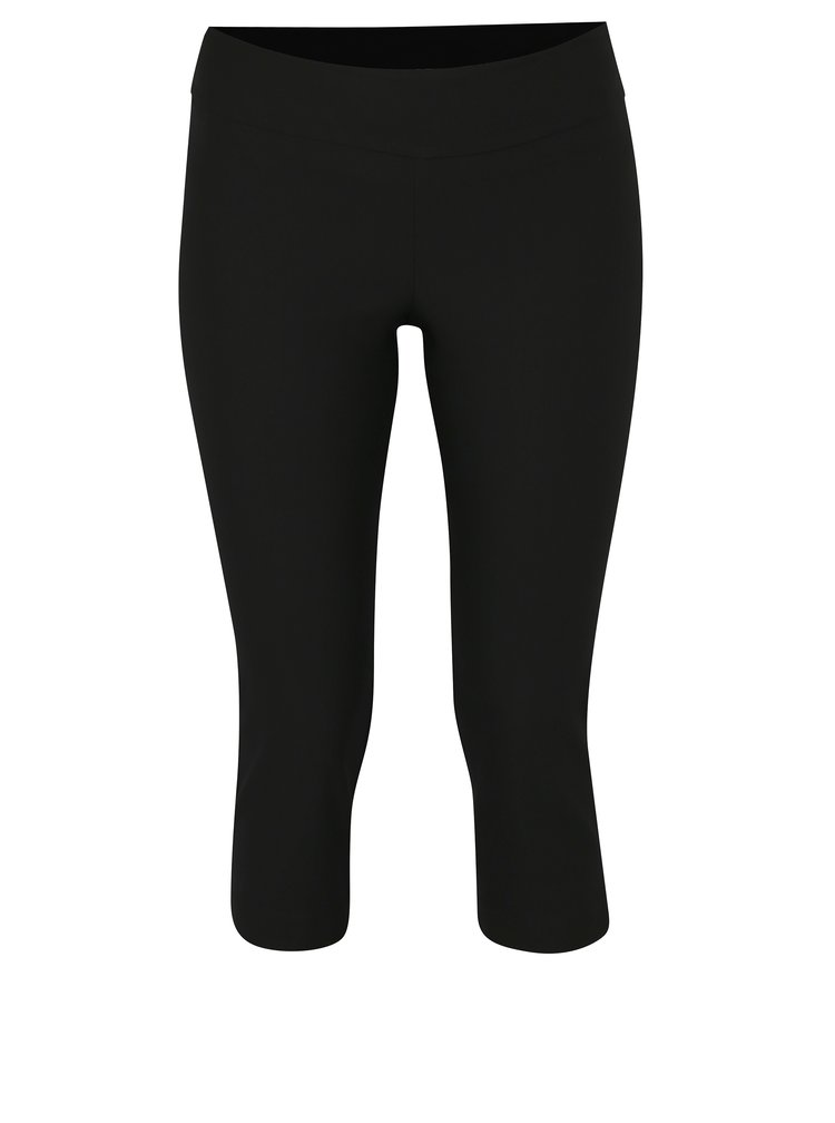 Tmavě modré regular 3/4 kalhoty Yest