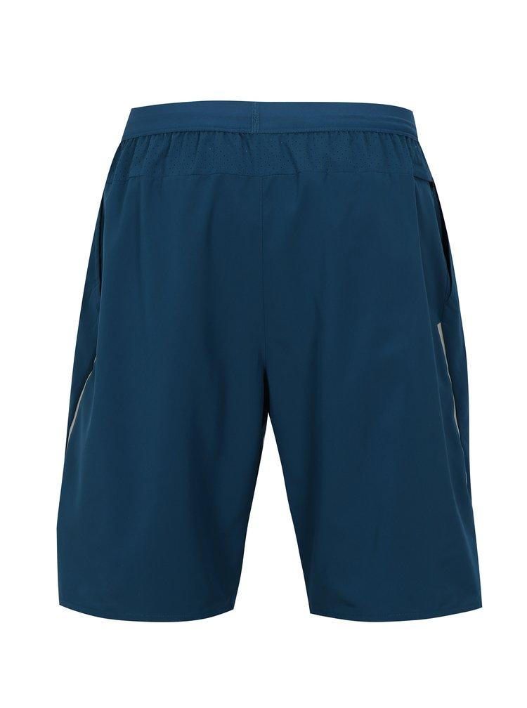 Pantaloni scurti sport albastru petrol standard fit pentru barbati - Nike Distance