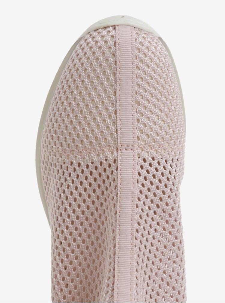 Růžové dámské síťované tenisky Vagabond Cintia
