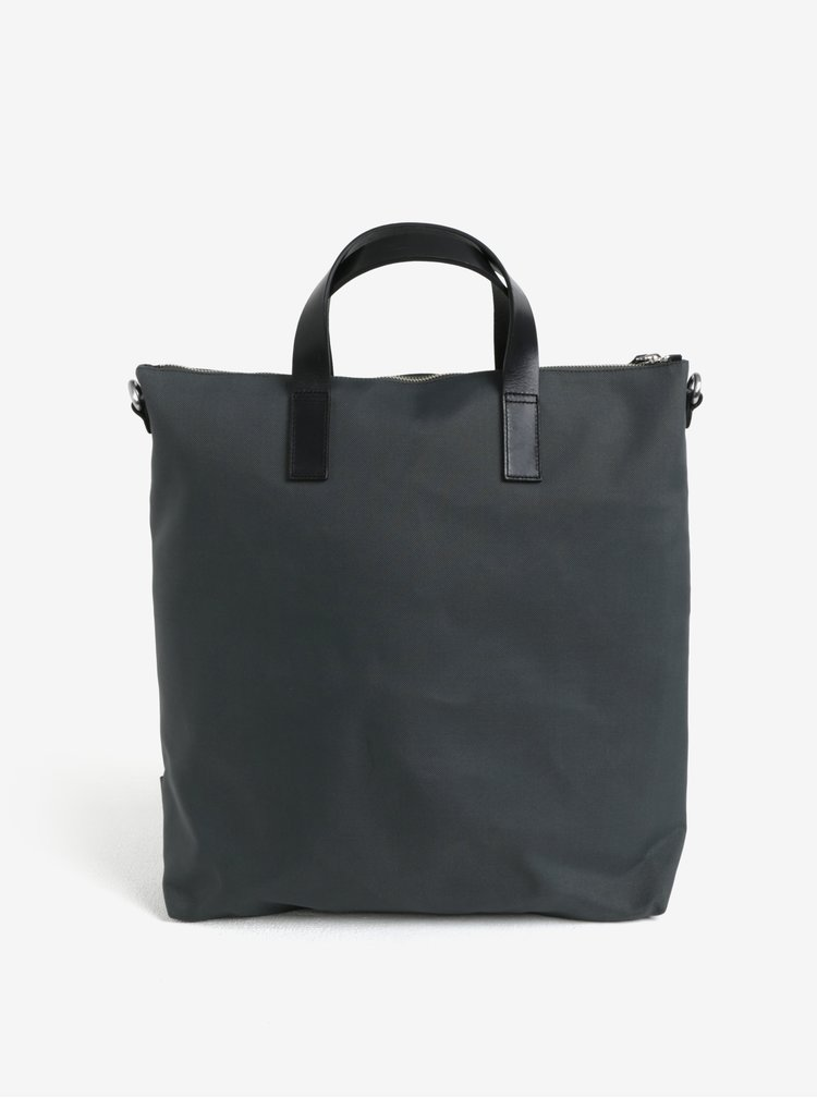 Zelená dámská taška na notebook Vagabond Oslo