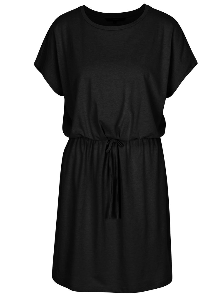 Černé šaty VERO MODA Rebecca