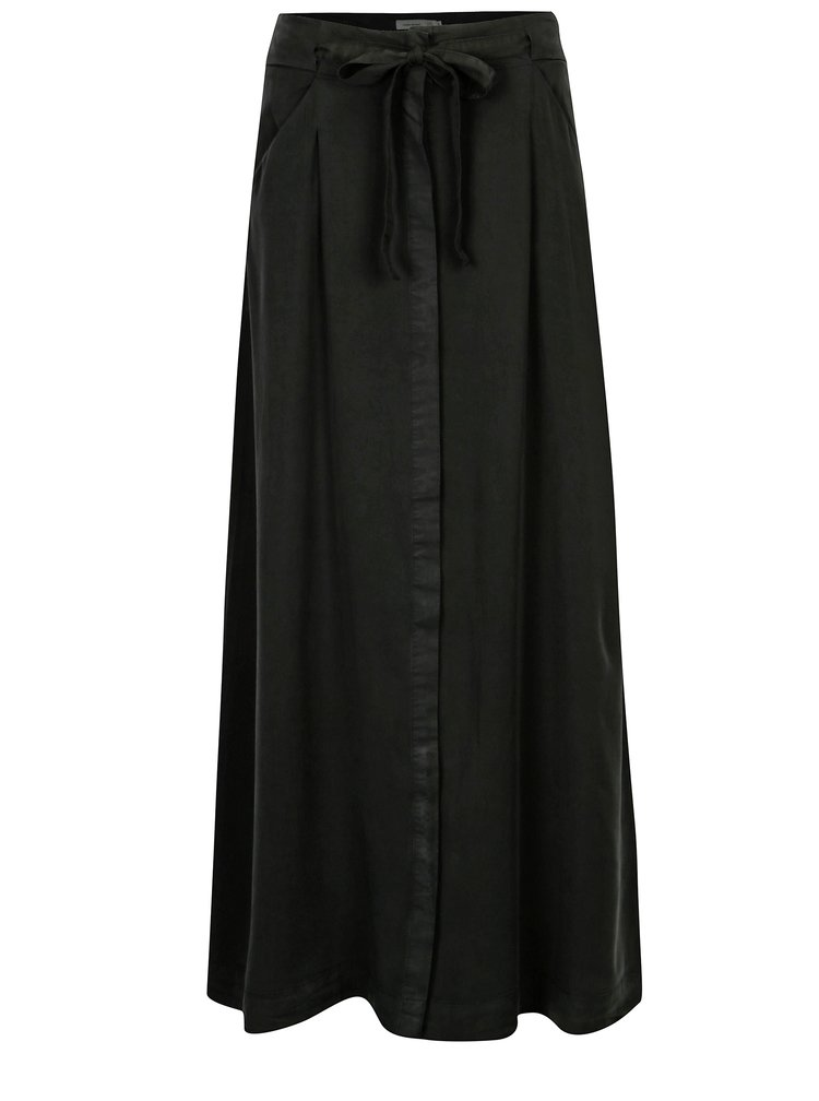 Černá maxi sukně VERO MODA Breeze