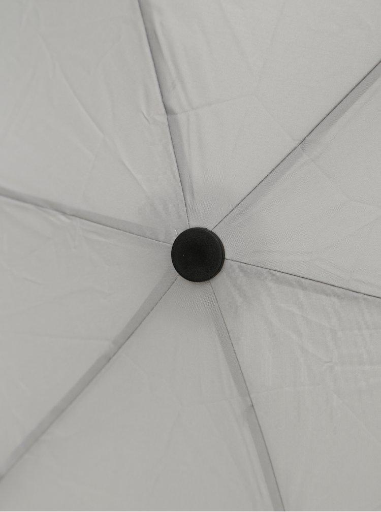 Šedý skládací deštník Esprit Petito