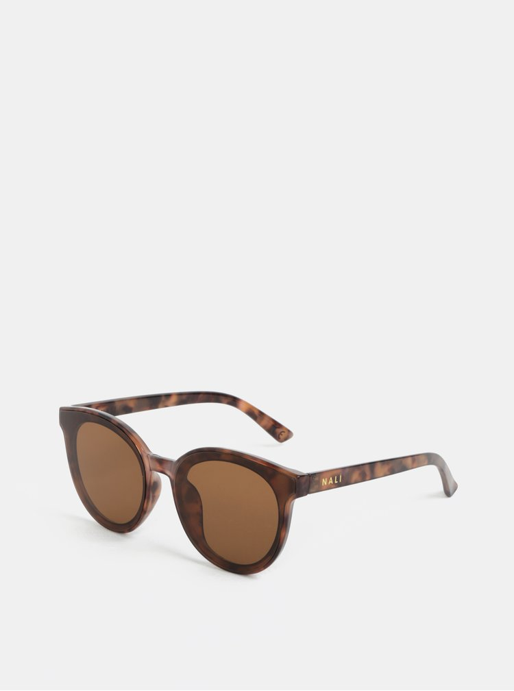 Ochelari de soare maro Nali