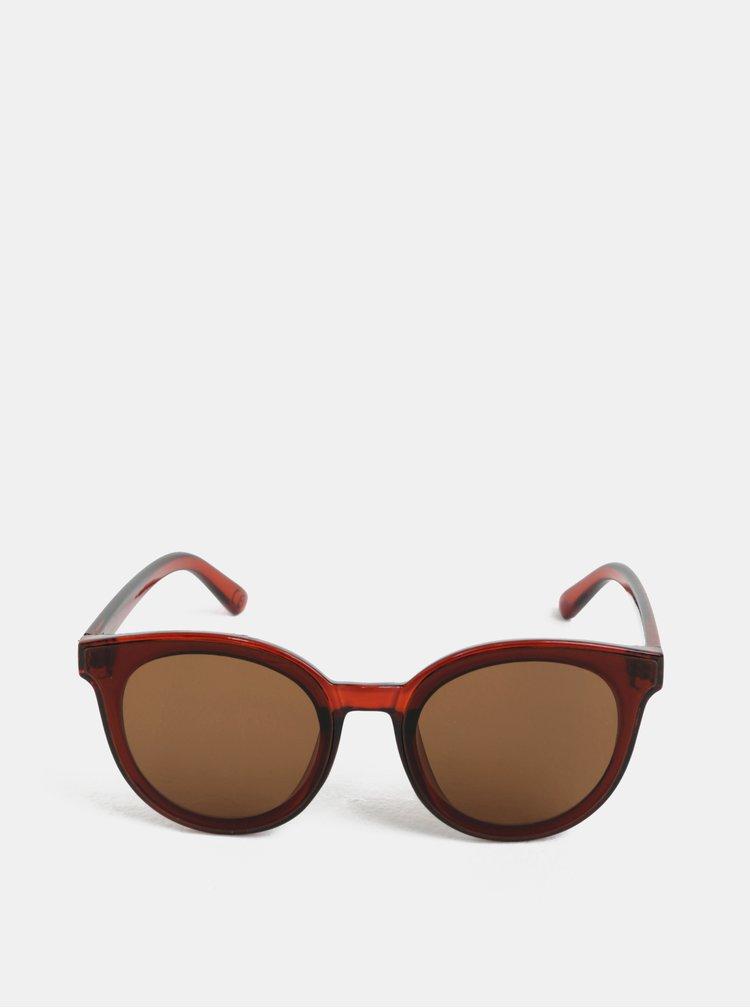Ochelari de soare cu rama brun Nali