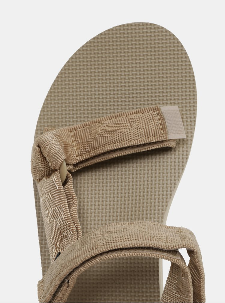 Béžové dámské sandály Teva