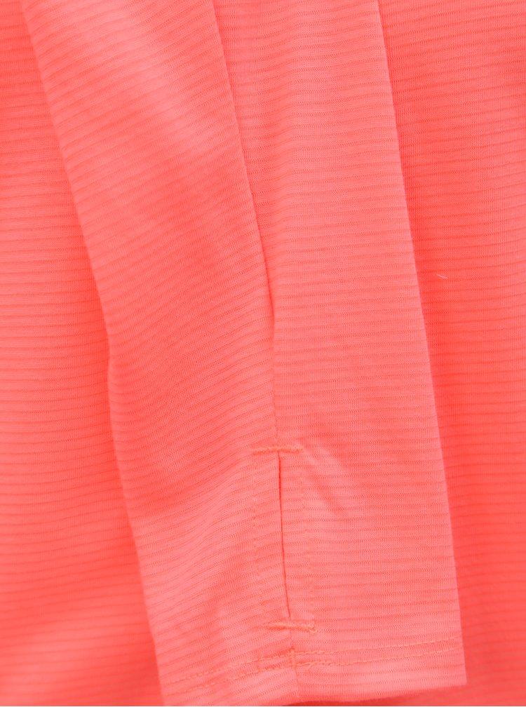 Neonově růžová dámská lehká mikina  Under Armour