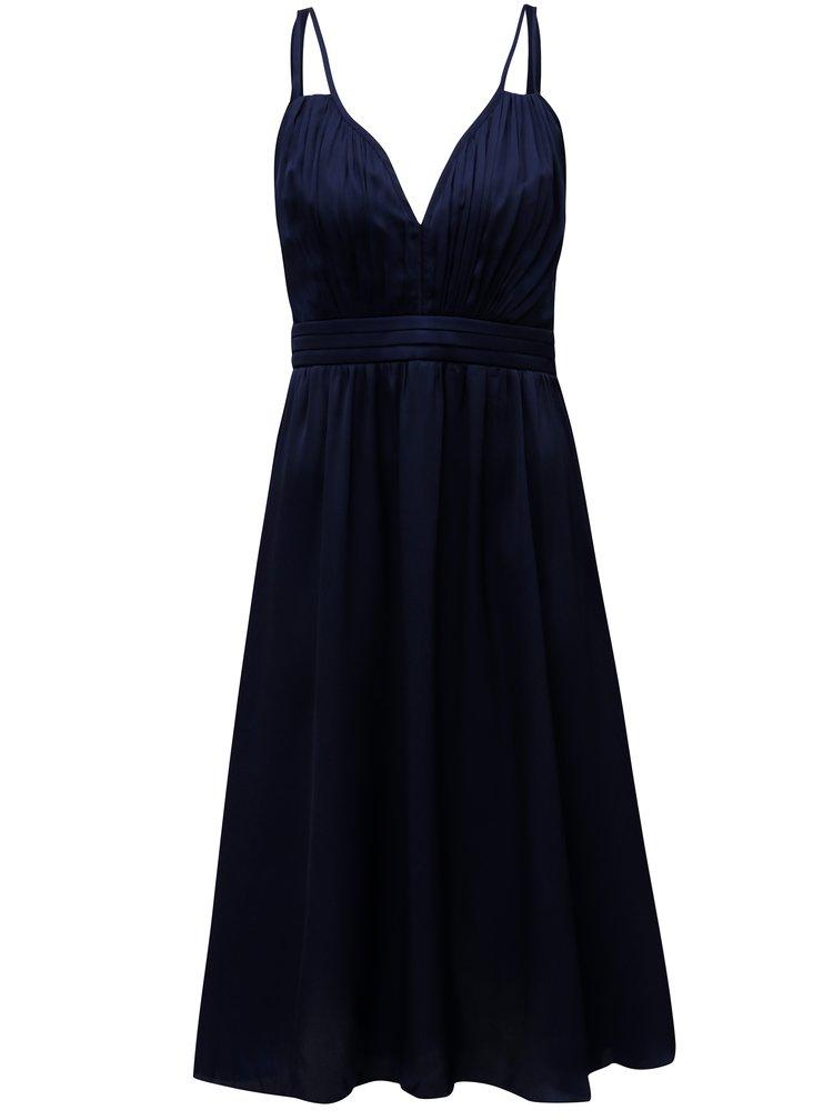 Tmavě modré šaty Little Mistress