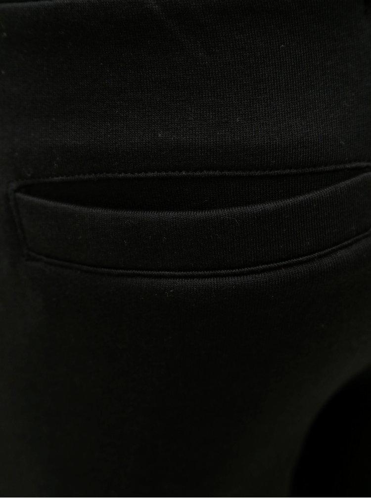 Černé klučičí kraťasy se zipy LIMITED by name it Obias