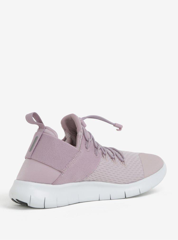 Světle fialové dámské tenisky Nike Free RN Commuter