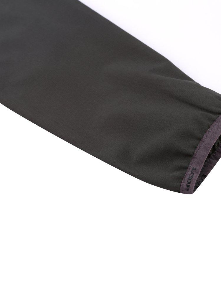 Tmavě zelená pánská lehká funkční bunda LOAP Udor