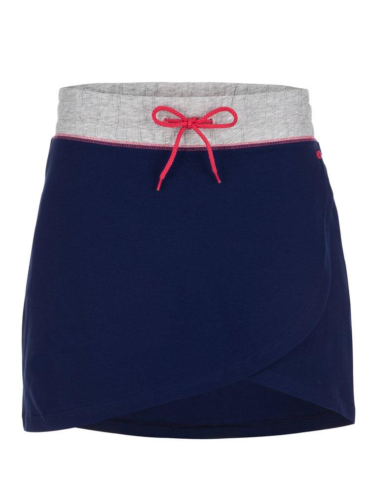 Šedo-modrá sukně LOAP Brionka