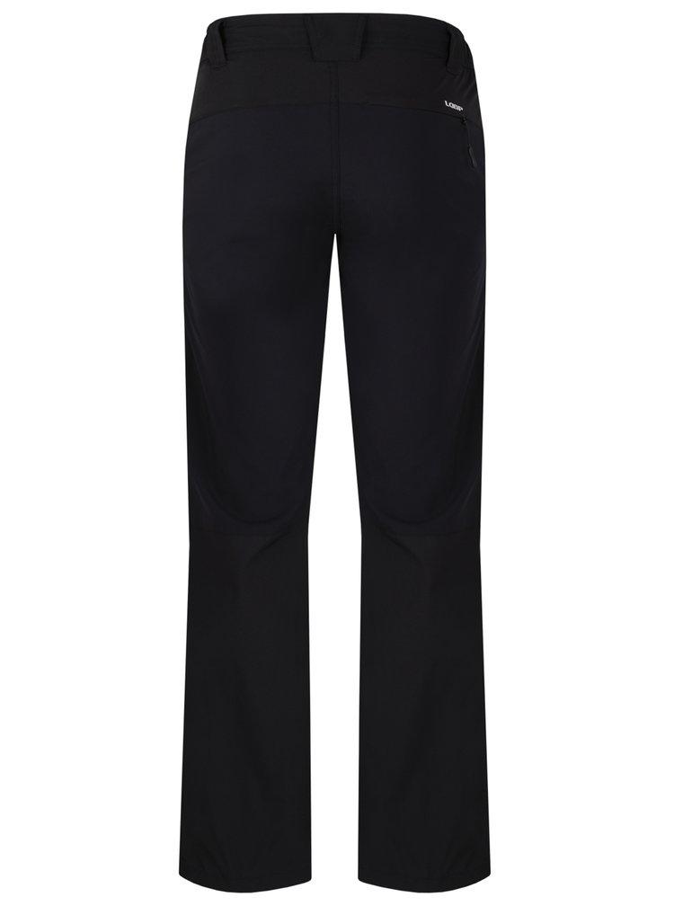 Černé pánské funkční kalhoty LOAP Univer