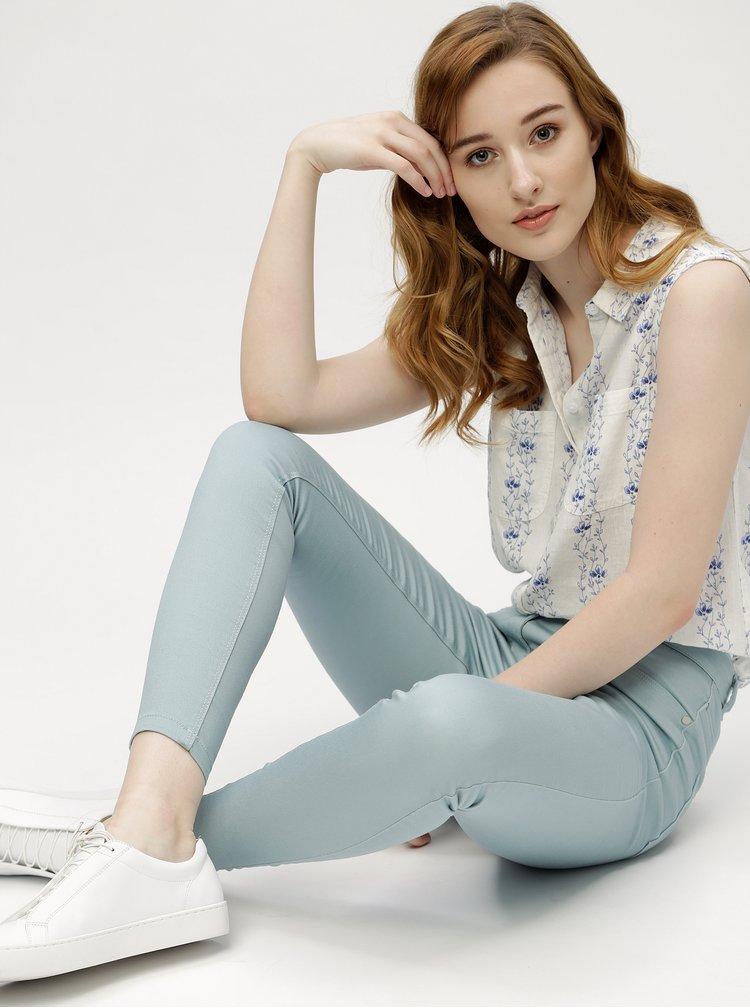Světle modré jeggings M&Co
