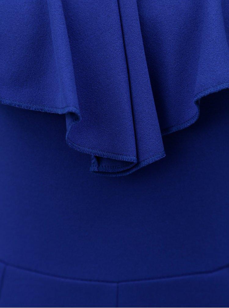 Salopeta albastra cu umerii goi Dorothy Perkins