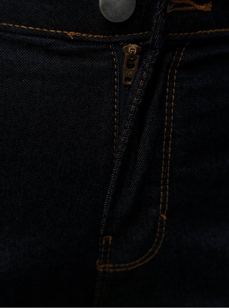 Tmavě modré skinny džíny Dorothy Perkins Tall
