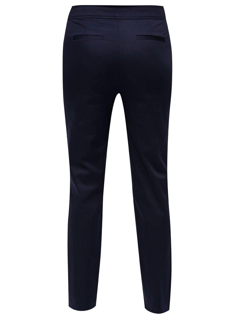 Tmavě modré kalhoty Dorothy Perkins Tall