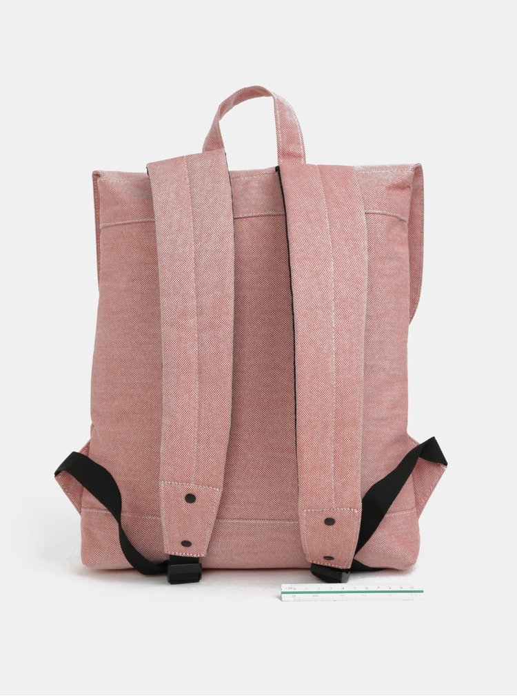 Rucsac rosu de dama Enter City Mini 8 l