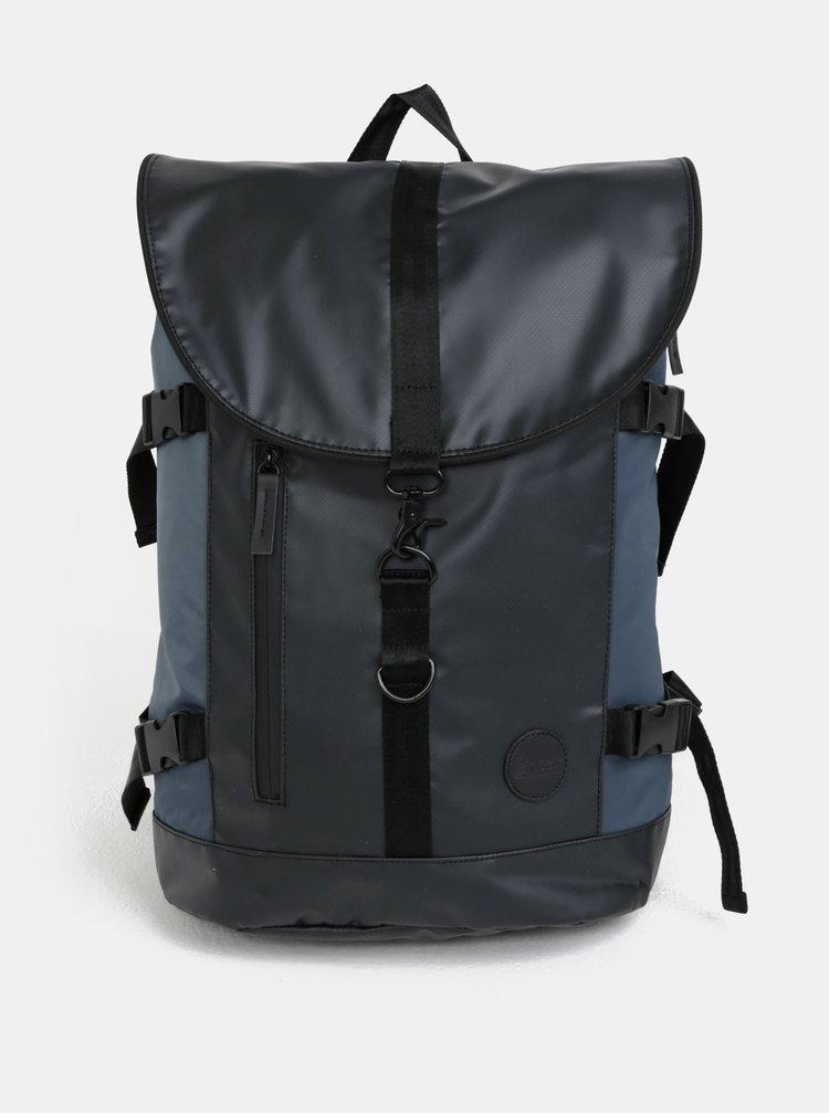 Černý voděodolný batoh Enter Weekend Hiker 24 l