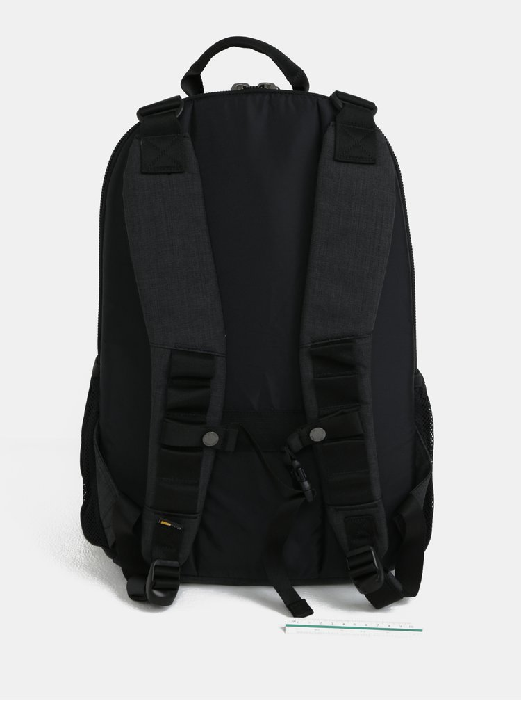"""Tmavě šedý batoh na notebook 15,6"""" Case Logic Berkeley 29 l"""