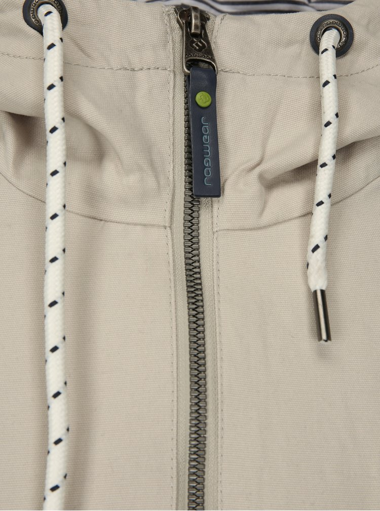 Krémová pánská bunda Ragwear Ruffe Organic
