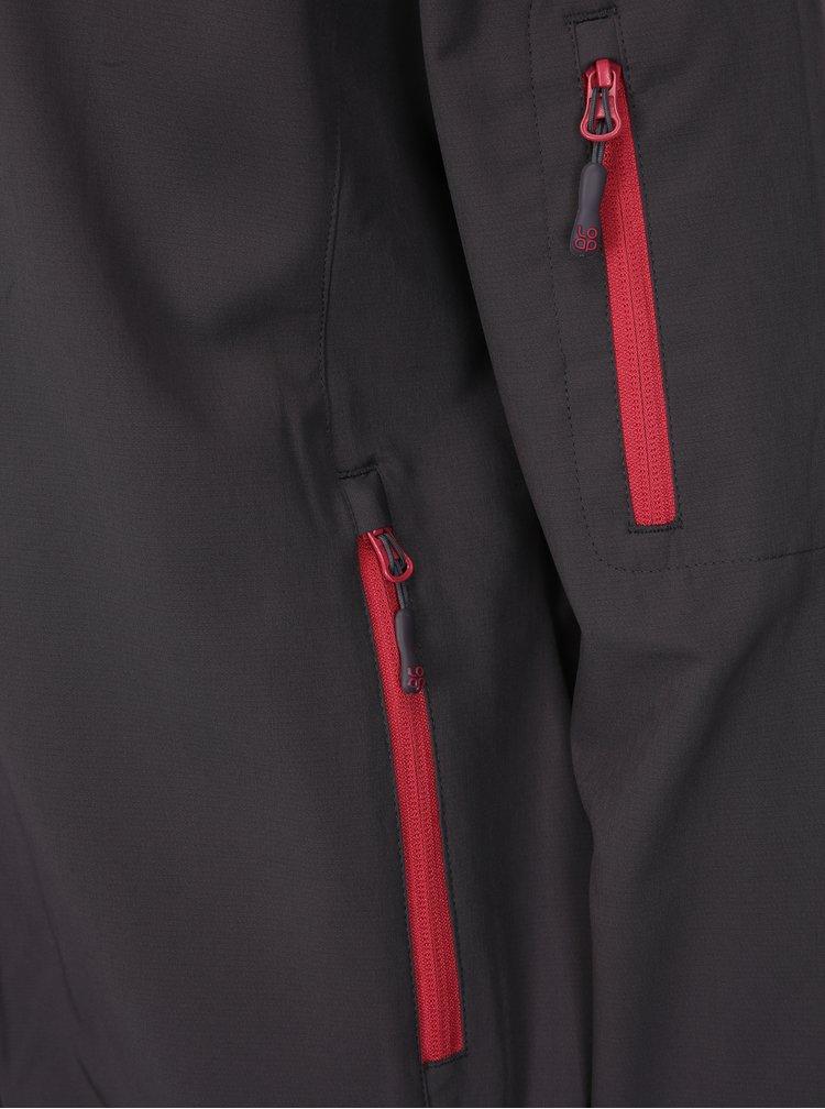 Jacheta de dama gri inchis lejera functionala LOAP Urka