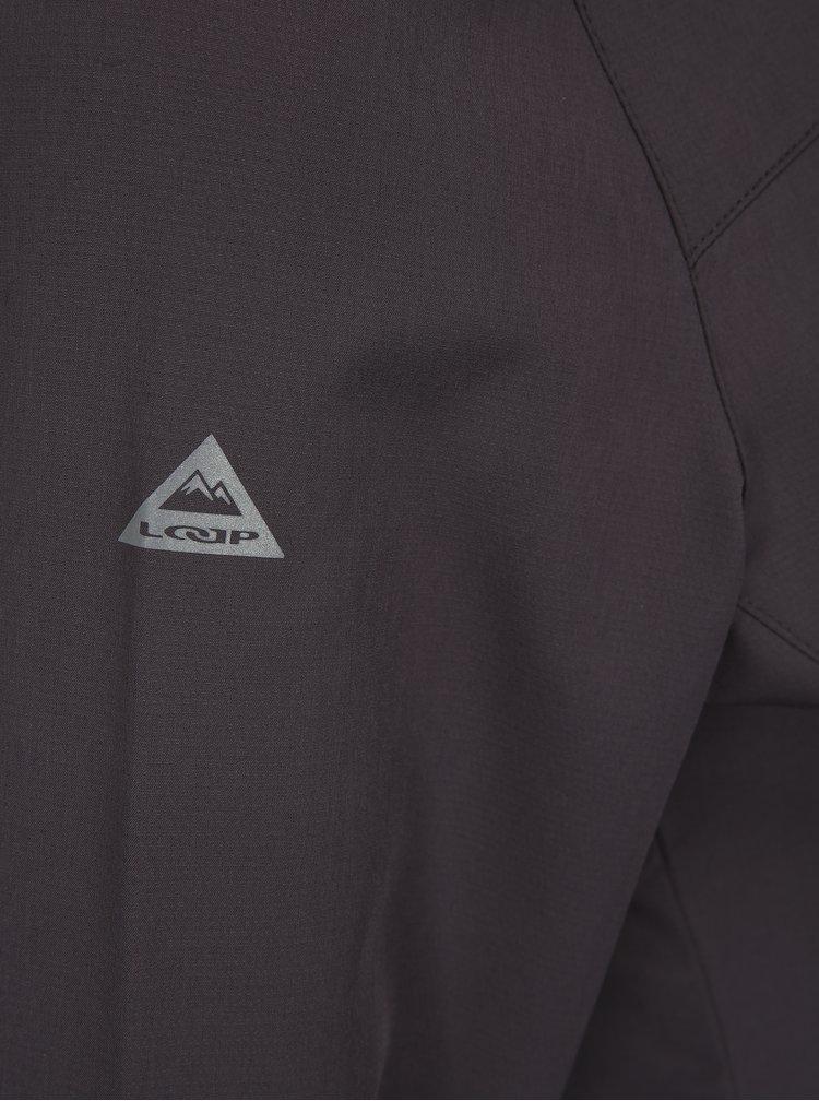 Tmavě šedá dámská lehká funkční bunda LOAP Urka