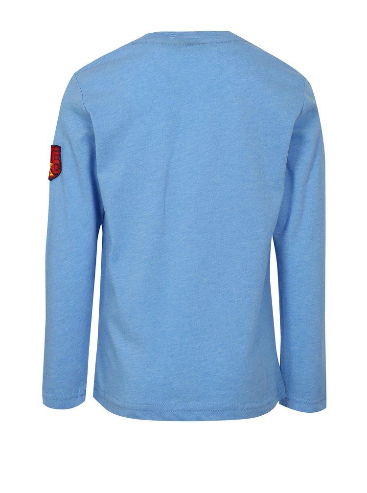 Světle modré klučičí tričko s motivem skateboardu Mix´n Match