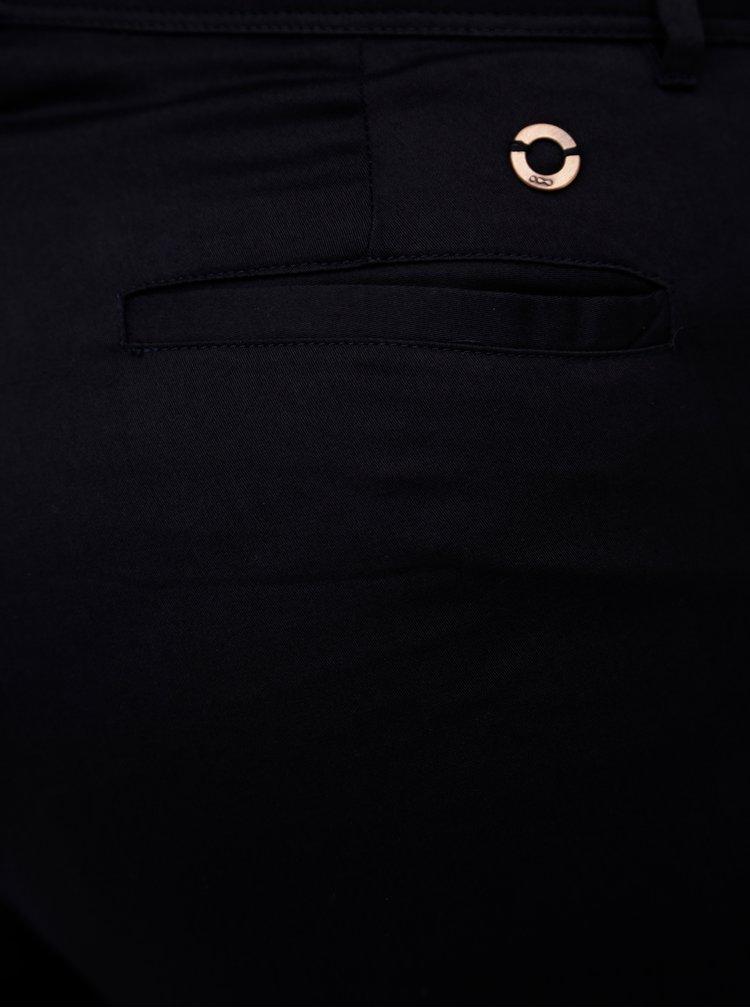 Tmavě modré chino kalhoty Skunkfunk