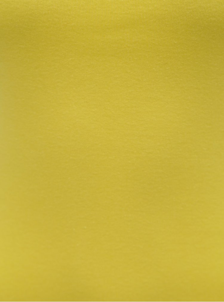 Žlté tielko Dorothy Perkins