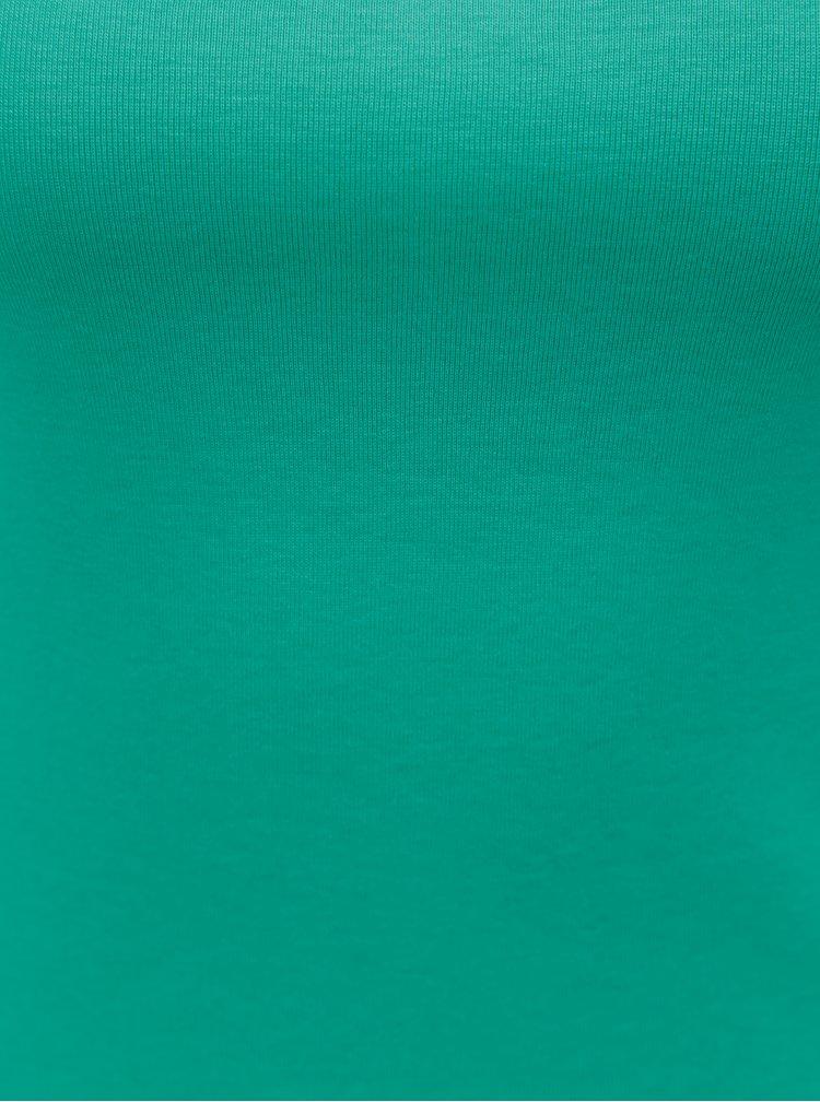 Zelené tílko Dorothy Perkins