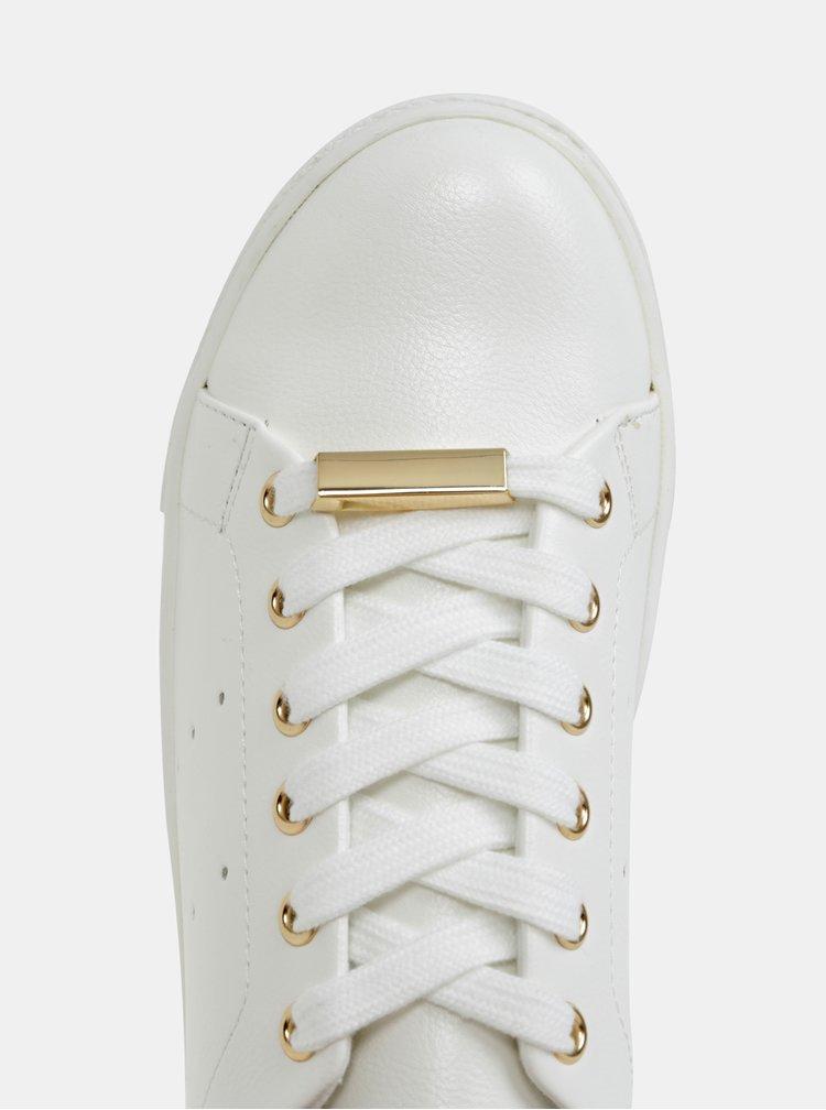 Bílé dámské tenisky ALDO Merane