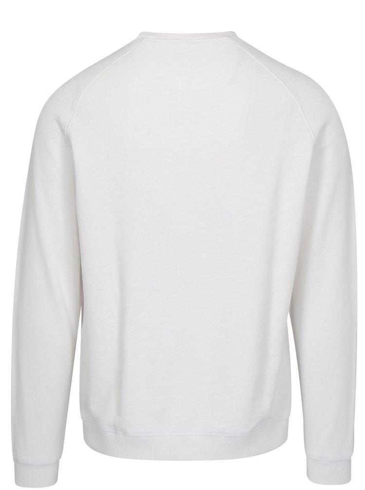 Bluza sport alba Farah Longleat