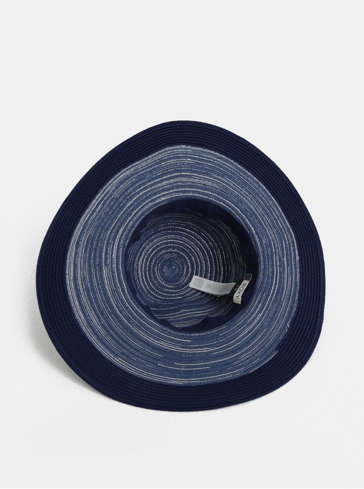 Tmavě modrý dámský vzorovaný klobouk Roxy Ocean Dream