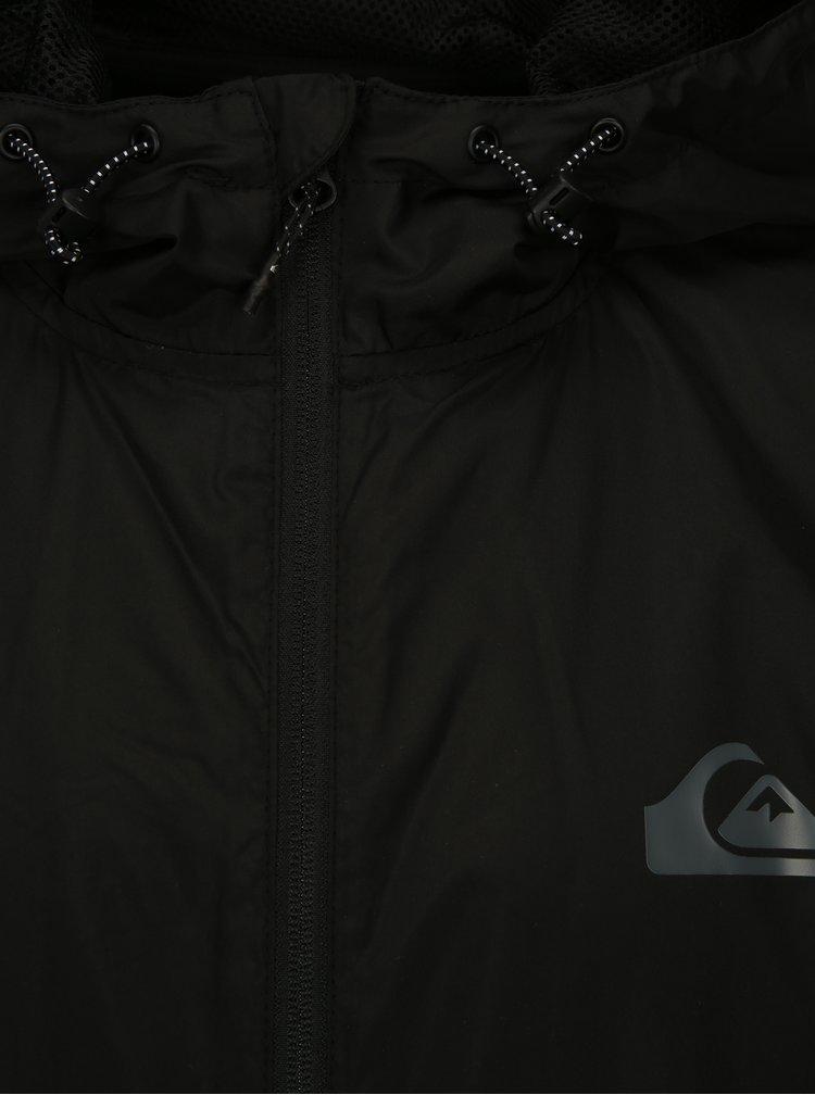 Černá pánská voděodolná bunda Quiksilver