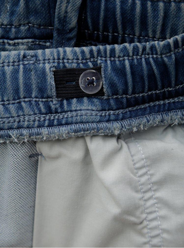 Modré klučičí džínové kraťasy name it Ryan