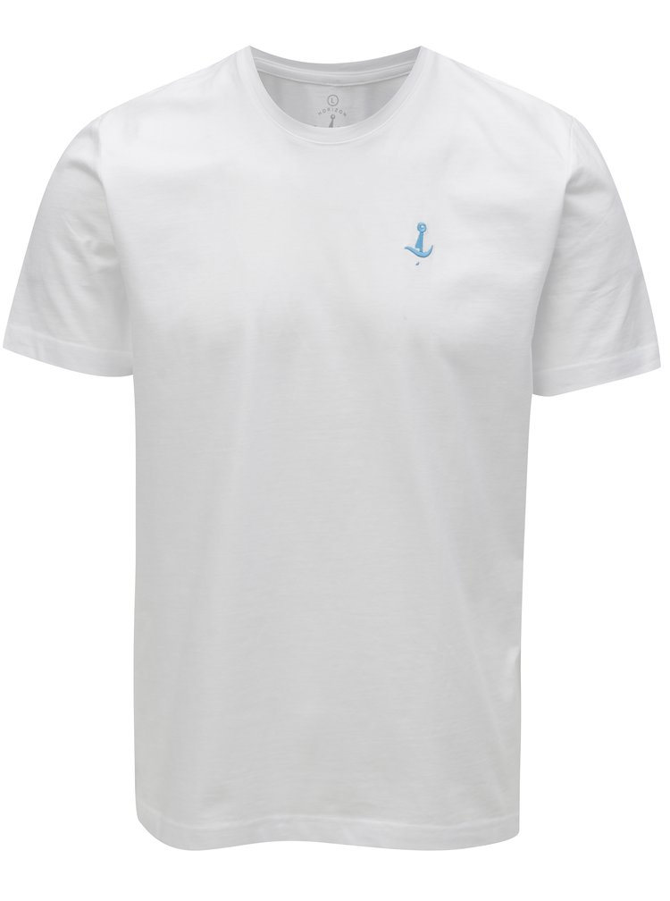 Bílé tričko Mr.Sailor