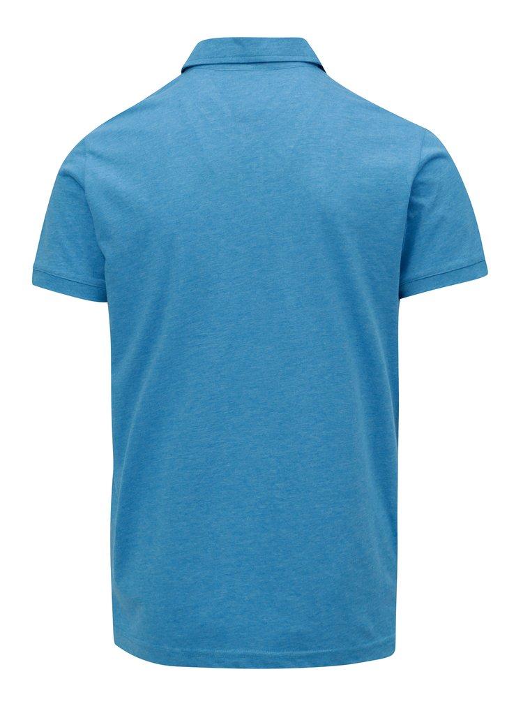 Modré žíhané polo tričko Mr.Sailor