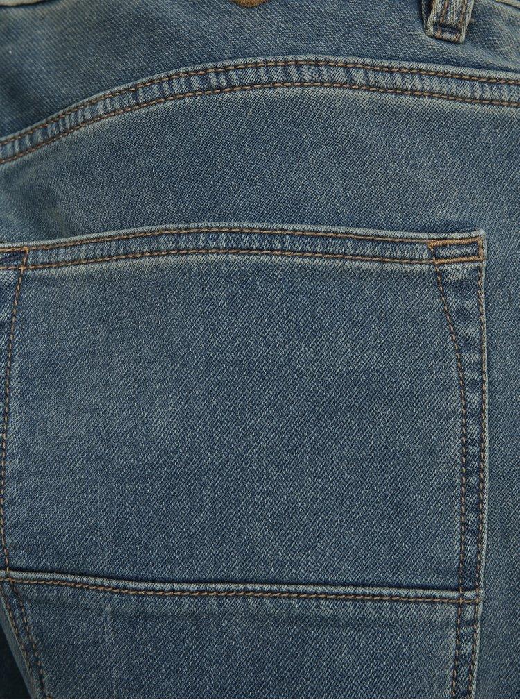 Modré pánské straight fit džíny Quiksilver