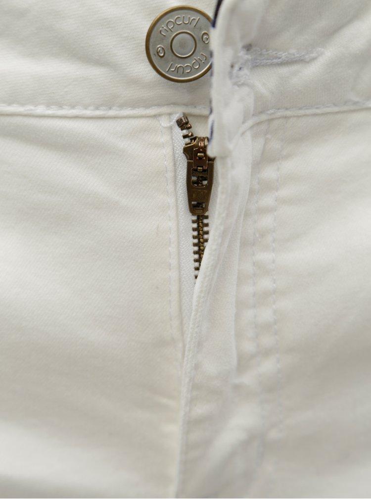 Bílé dámské džínové kraťasy Rip Curl