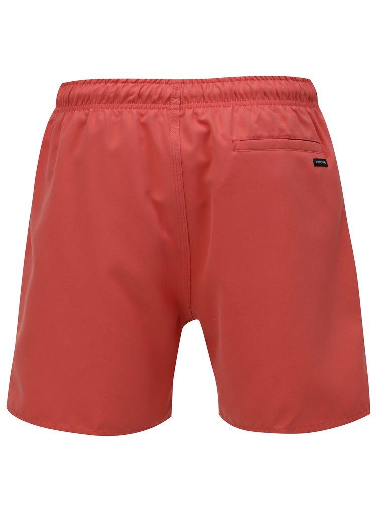 Červené pánské plavky Rip Curl