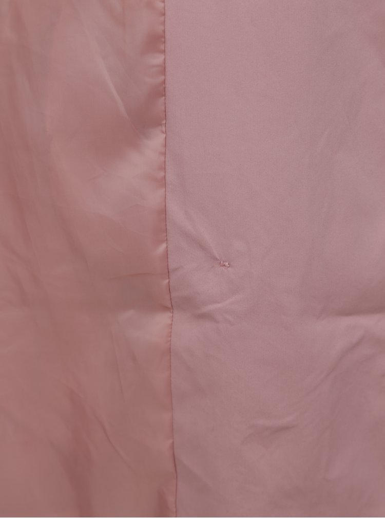 Růžový trenčkot TALLY WEiJL
