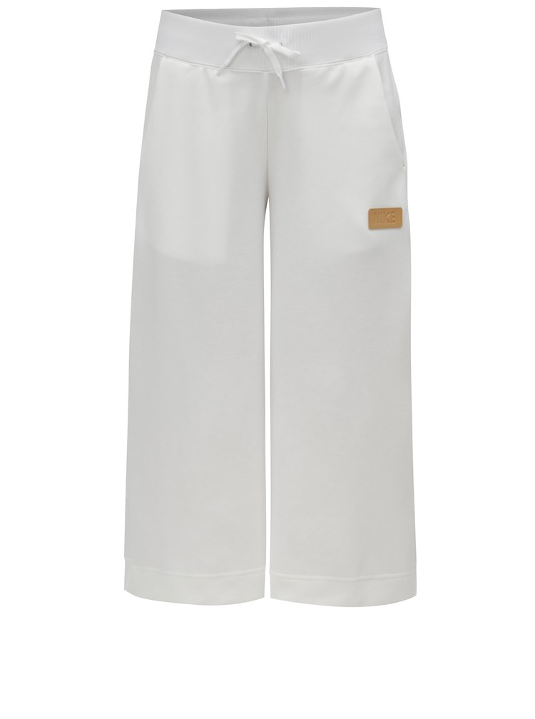 Bílé dámské culottes Nike