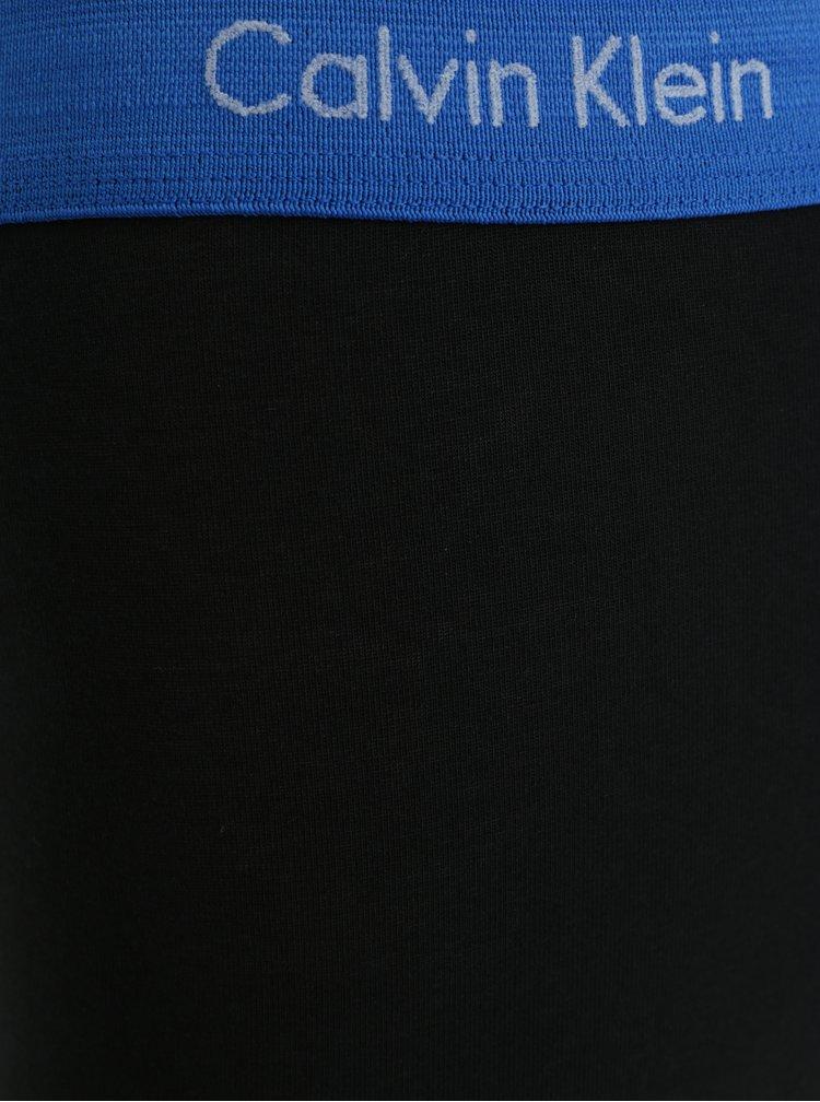 Sada tří boxerek v černé barvě Calvin Klein Underwear